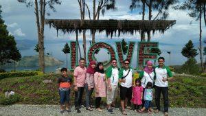 Paket Wisata Medan Danau Toba 2D1N