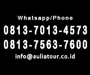 Kontak Travel Agent Medan